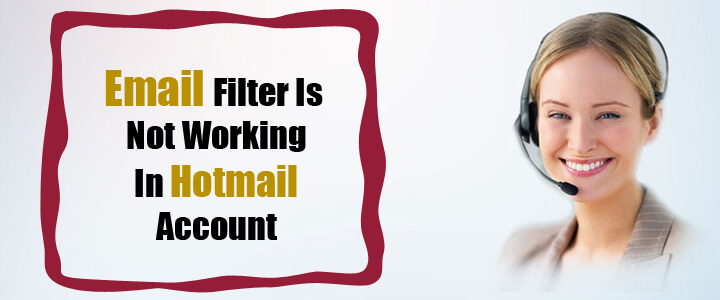 Hotmail Email Filter