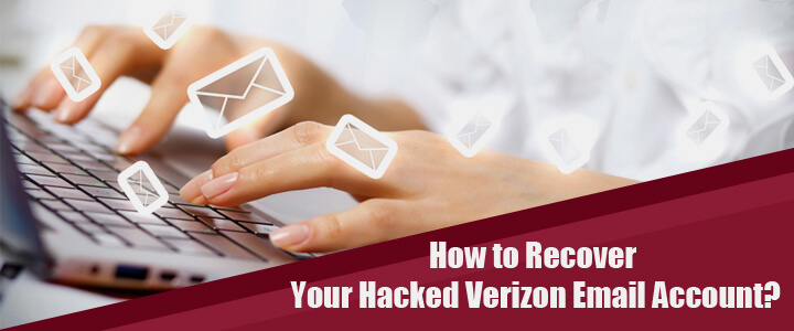 hacked verizon email