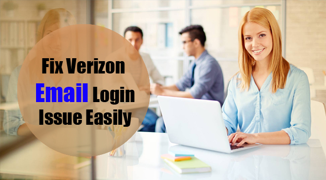 Fix Verizon Email Login Issue Easily