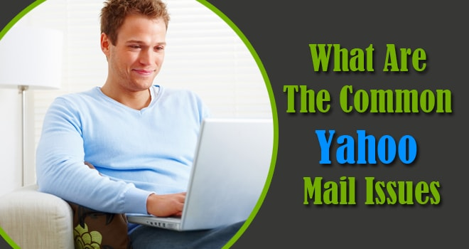 common Yahoo Mail issues