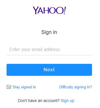 visit Yahoo Mail