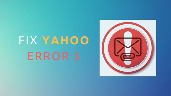 Fix Yahoo temporary error 5