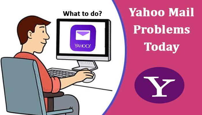 yahoo mail problem