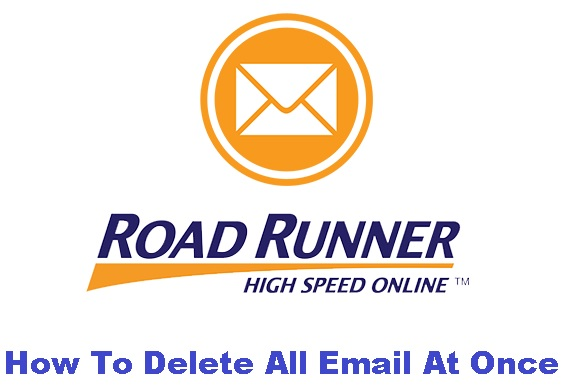 delete roadrunner email at once